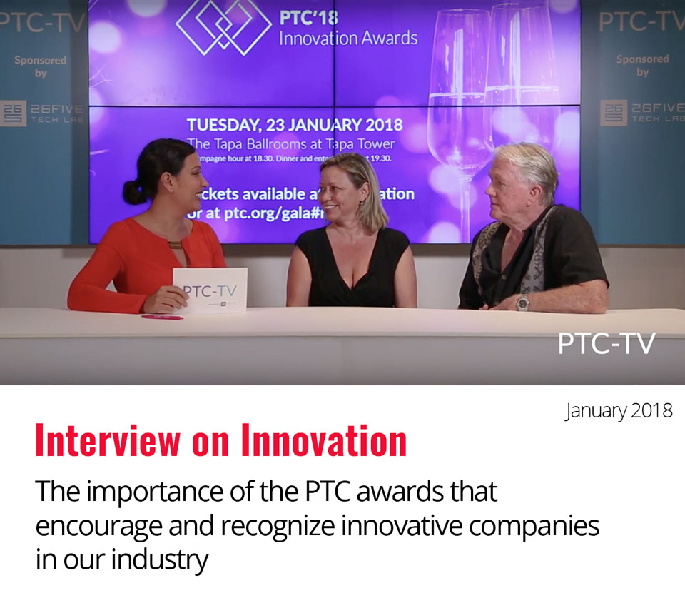 PTC-TV interview